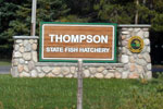 Thompson Fish Hatchery