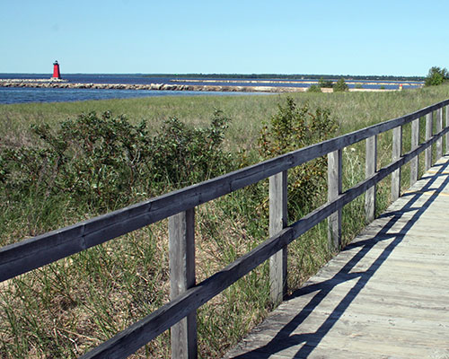 Lighthouse & Boardwalk
