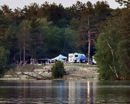 Camping - Manistique Tourism Council