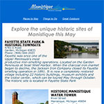 Manistique Newsletter May 2019