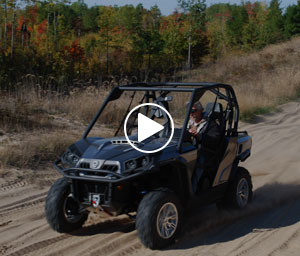 Manistique ATV Ride Video
