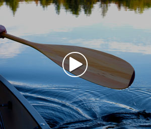 Camping and Canoeing Video
