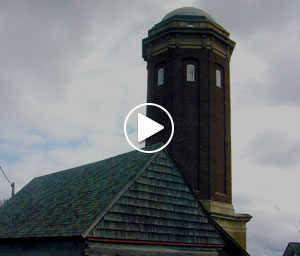 Manistique Water Tower Video